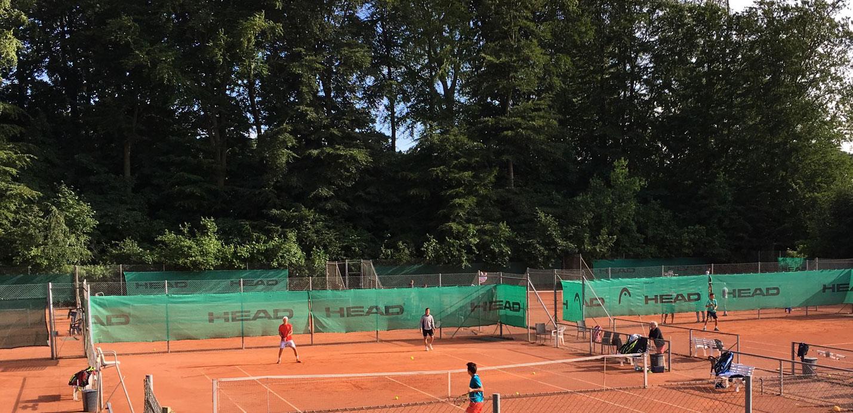 Aarhus 1900 Tennis