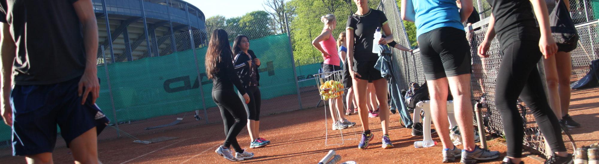 Motionstennis for unge og studerende