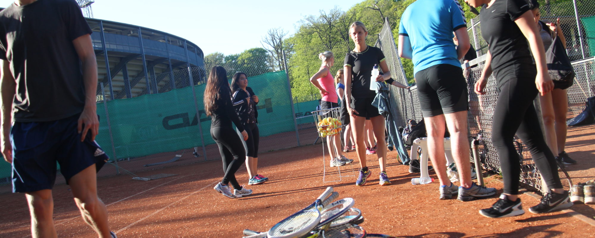 Motionstennis for unge og studerende