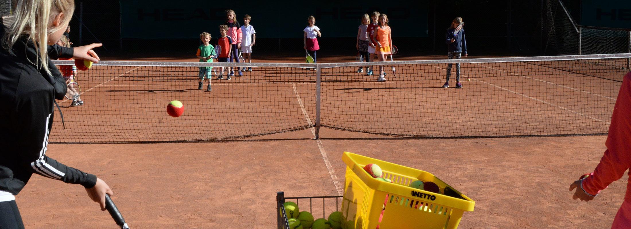 Træning for børn og unge