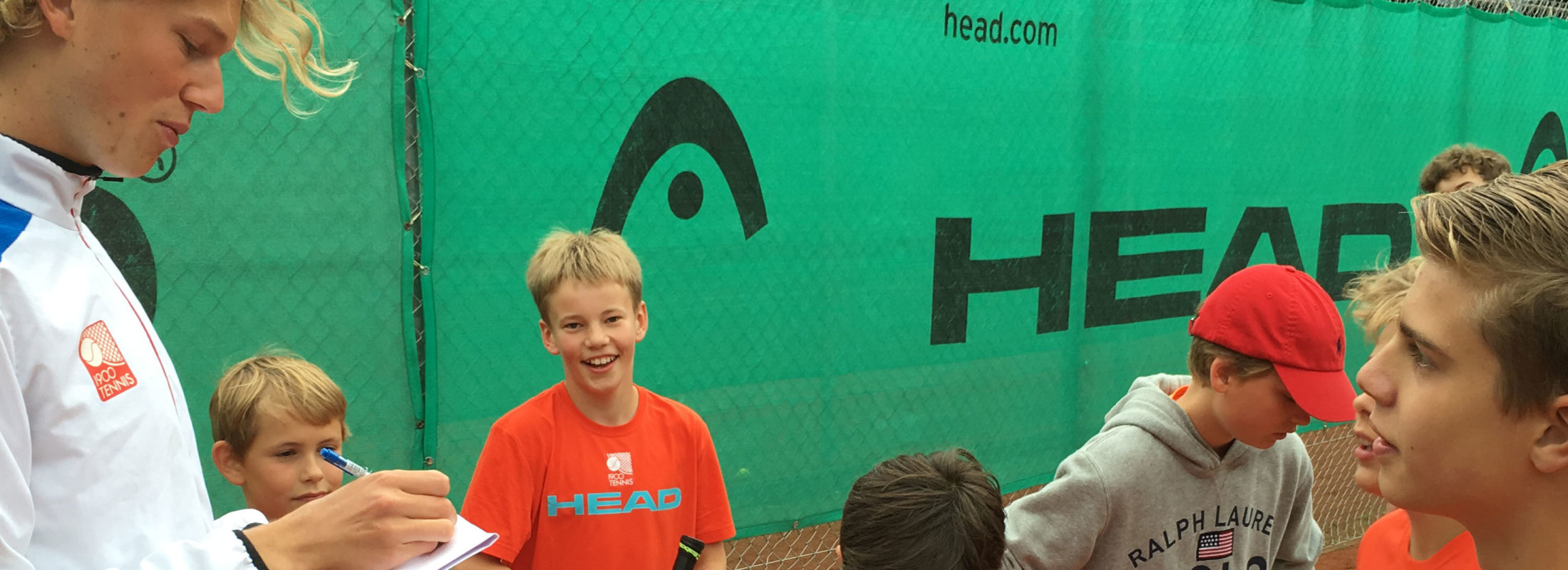 Tennisskole for børn
